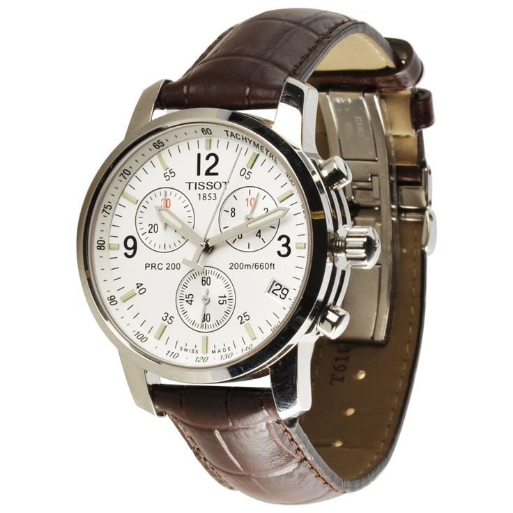17 best images about time pieces tissot watches tissot men s t17151632 t sport prc200 watch