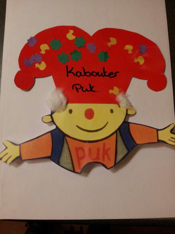 Zeer Kabouter Puk | reuzen en kabouters | Pinterest - Crafts for kids #YB84