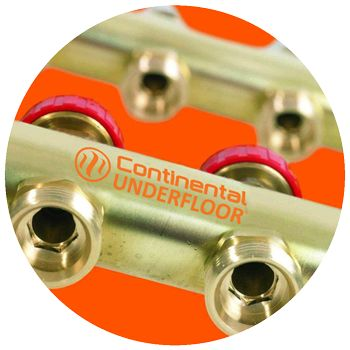 Underfloor heating controls: HeatMax™ Manifold