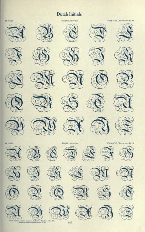17 Best Images About Kaligrafia Alfabet Pointed Pen On