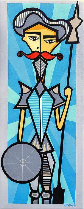 Don Qujote moderno