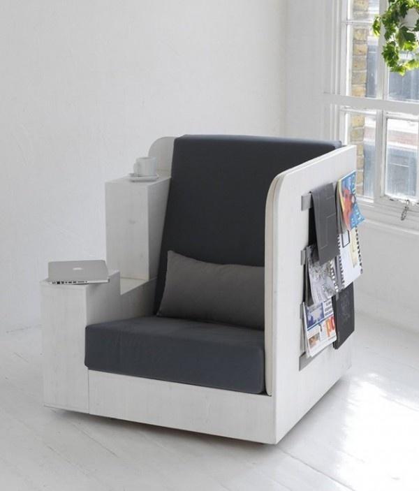 Mejores 125 imágenes de Muebles para ahorrar espacio en Pinterest ...