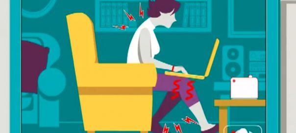 L'ergonomie du poste de travail en vidéo