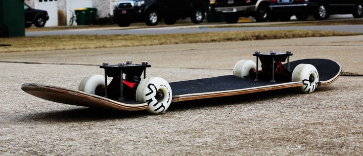 Hellaflush Skateboard