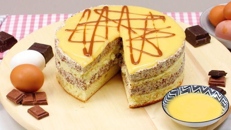 Eierlikör Naked Cake