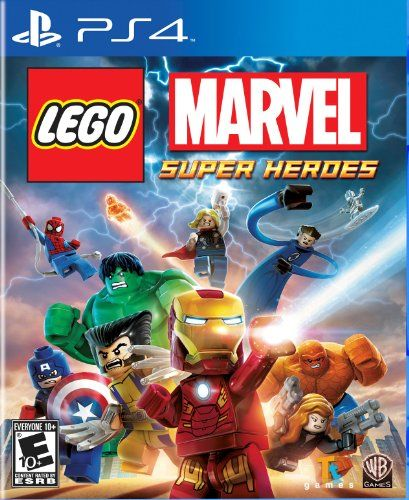 awesome LEGO Marvel Super Heroes – PlayStation 4  #Heroes #LEGO #Marvel #PlayStation #Super