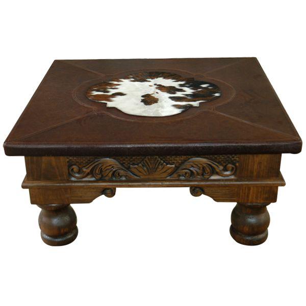 Cabeza De Vaca Coffee Table   Western Living Room   Western Coffee_tables    Western Furniture