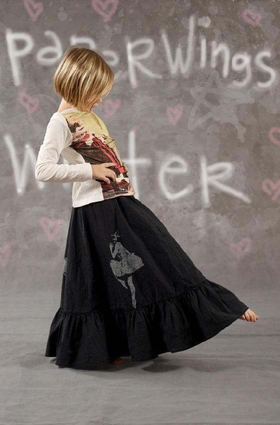 Dancer skirt