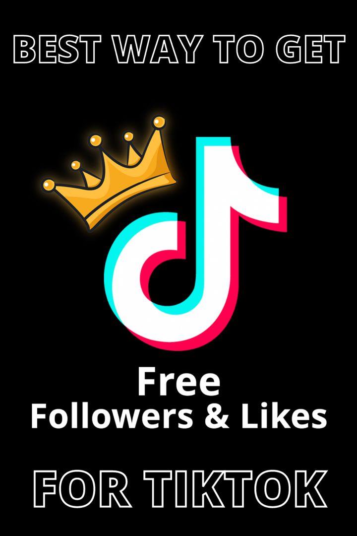 100 Legit Get Free Followers For Tiktok In 2021 Free Followers Free Followers On Instagram How To Get Followers