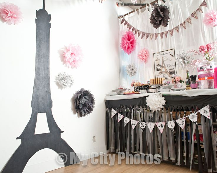 37 best paris themed party images on pinterest paris for French inspired party food