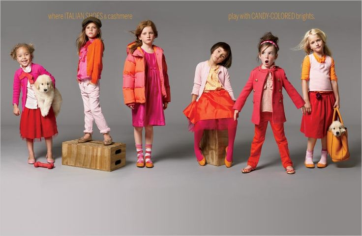 J Crew Kids has the cutest stuff!! I wish i was a little bit smaller so that i could wear it.