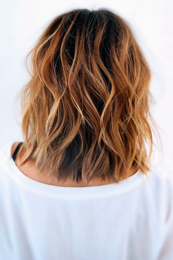 Best 25 beach wavy hair ideas on pinterest beach waves beach 40 hairstyles for medium length hair 2017 urmus Images