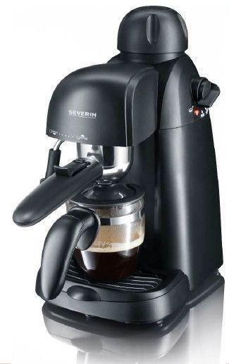 Cafetera Espresso, 5978 potencia: aprox. 800 W depósito a presión (3.5 bar) aprox. 220 ml de volumen con válvula de seguridad boquilla de vapor para espumar leche para capuchinos y para preparar bebidas calientes  desconexión automática interruptor con selector para elegir entre café o vapor alivio de presión automática cuando se apaga luz piloto jarra de cristal con marcas indicadoras del nivel de agua  fácil de limpiar embalaje de 3 unidades. EAN 4008146018831