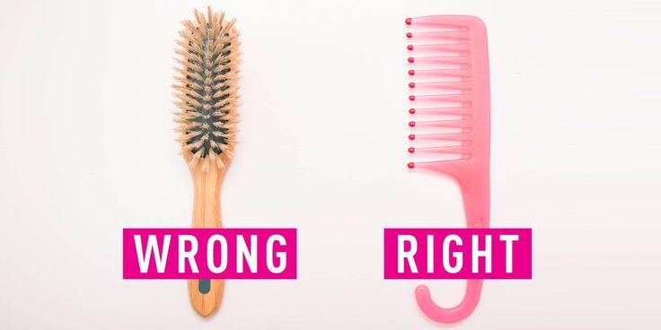 18 Life-Changing Hacks for Curly Hair - Cosmopolitan.com