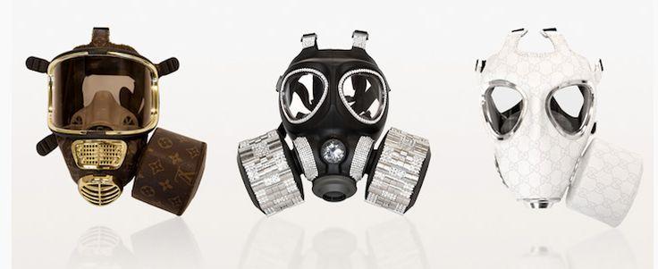 designer: In Style, Gas Masks