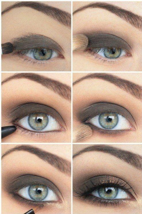 Relasé: Make up: Trucco per gli occhi verdi - 6 mosse per un make up  perfetto