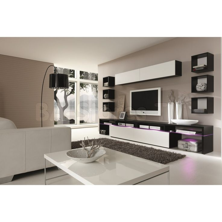 Beautiful This Modular Combination By Creative Furniture Will Fit Into Any Living  Room, As You Can Arrange The Unit As You Like! Amsterdam Wall Unit Brings A  Whole ...