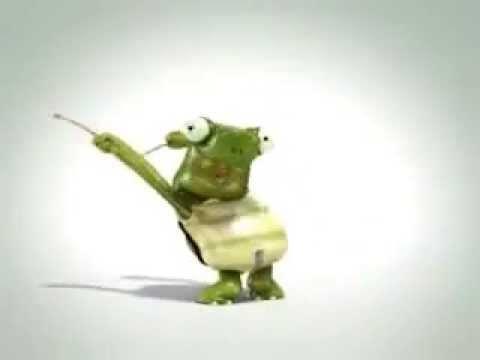 http://www.nutrizione-dieta.it Video divertente di una tartaruga che si cimenta con la musica. Video divertenti - Divertenti