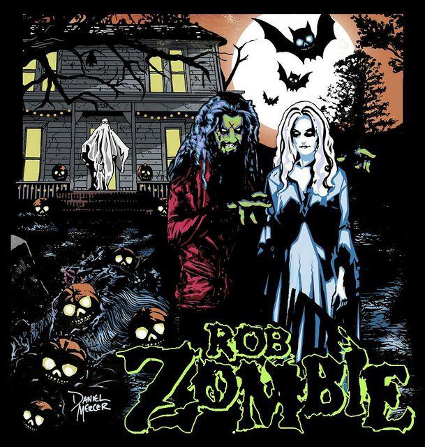   Rob Zombie art   Flickr - Photo Sharing!
