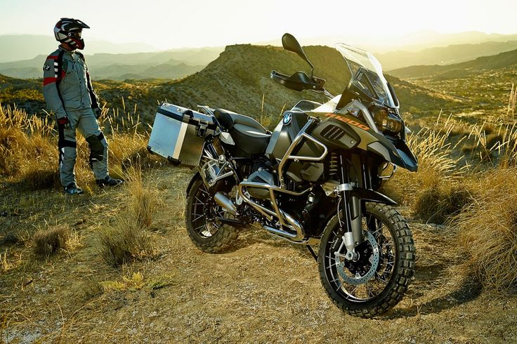 bmw r 1200 gs adventure motorcycle/