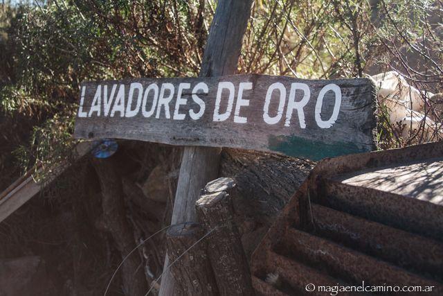 La Rioja (#lariojabt): fiebre del oro y algo más. Magia en el Camino.