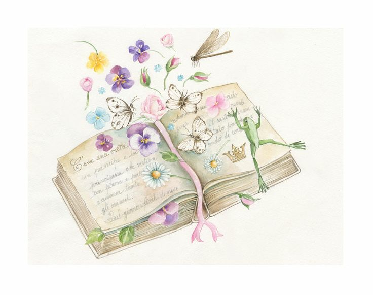 Fairy tales and butterflies