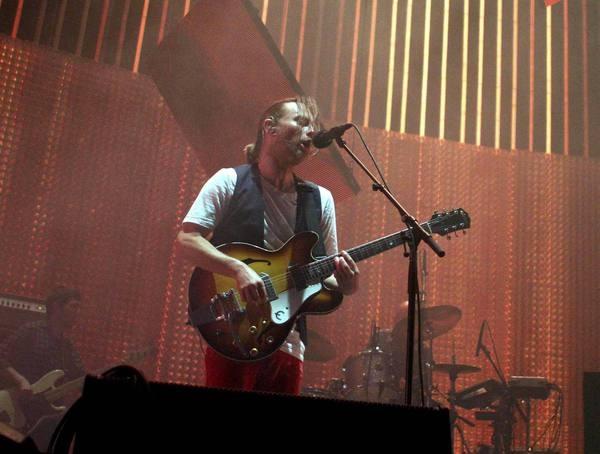Radiohead - le nuove date italiane
