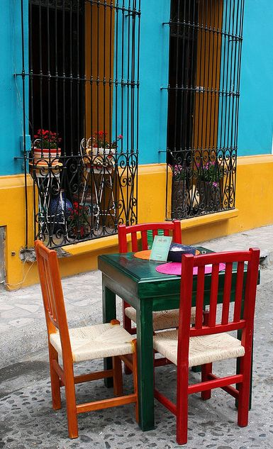 Monterrey, Nuevo León - México.  Love the vibrant colors!  ASPEN CREEK TRAVEL - karen@aspencreektravel.com