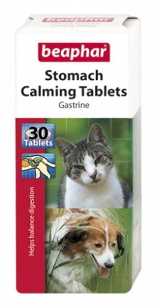 Beaphar Gastrine - Cat & Dog Stomach Calming Tablets Helps to Balance Digestion #Beaphar