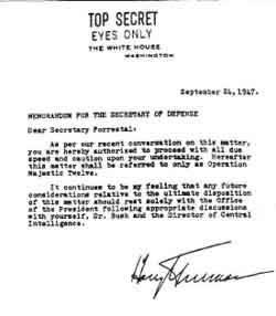 #ufo - Majestic 12, Project Grudge, Project Bluebook, Trilateral Commission - Crystalinks