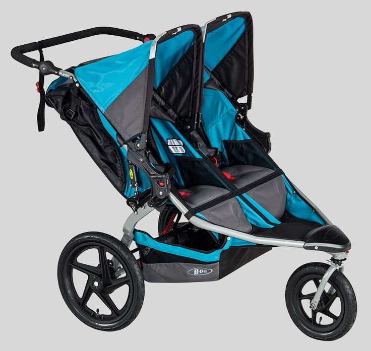 BOB Flex Duallie. THE BEST jogging stroller out there.