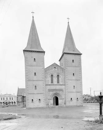 St Johns Church, Parramatta, ca 1955