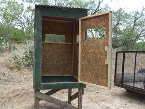 9 best images about hunting ideas on pinterest a deer for Two man deer stand plans