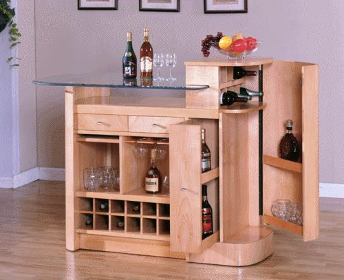 Home Bar Ideas For Small Spaces | Share On Facebook Share On