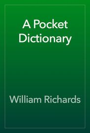 A Pocket Dictionary | http://paperloveanddreams.com/book/395687622/a-pocket-dictionary | This book is a Welsh-English dictionary containing 27,296 word entries. Each Welsh word is given its parts of speech, English equivalence and description.