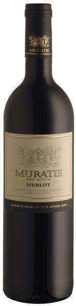 Muratie Merlot 2007 #wine www.muratie.co.za