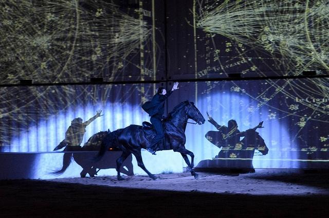 Centaur takes centrestage at Flux | Singapore Arts Festival 2012