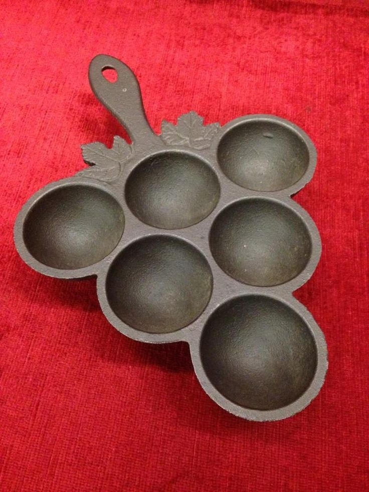 360 Best Cast Iron Gem And Muffin Pans Images On Pinterest