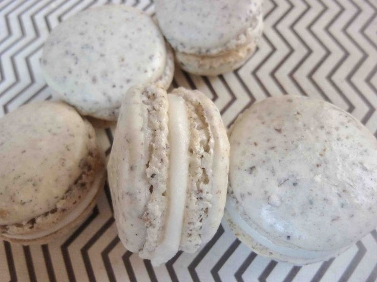 This French macaron flavor was a complete accident. Although in the end a happy one, I had, for a split second, thought I had ruined a b...