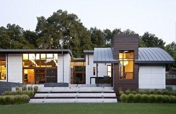 Saratoga Creek House   Modern   Exterior   San Francisco   By WA Design