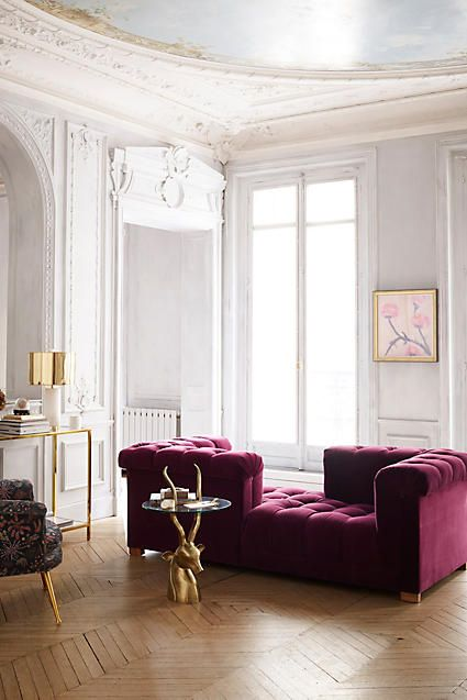 ooh la la    such a rich and stunning color  LOVE  Home FurnitureVelvet. 549 best My Sophisticated Home images on Pinterest   Ali rose