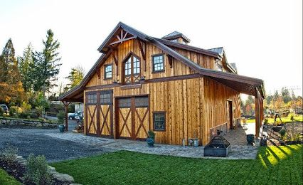 61 best images about pole barn homes on pinterest pole for Pictures of metal buildings converted into homes