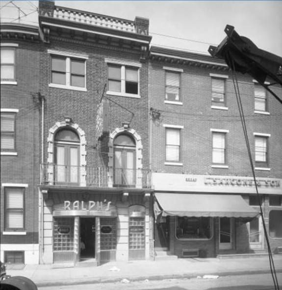 Ralph's Italian Restaurant  PhillyHistory.org  The late nineteenth century saw a wave of Italian immigrants settling in South Philadelphia. With them came the traditional recipes of their home country. In 1900, Italian immigrant Francesco Dispigno opened a small cafe for his neighborhood's working-class residents on Montrose Street and named it after his young son Ralph. Within a decade, Ralph's had outgrown its location and moved to a larger space on Ninth Street near Catharine in the Bella