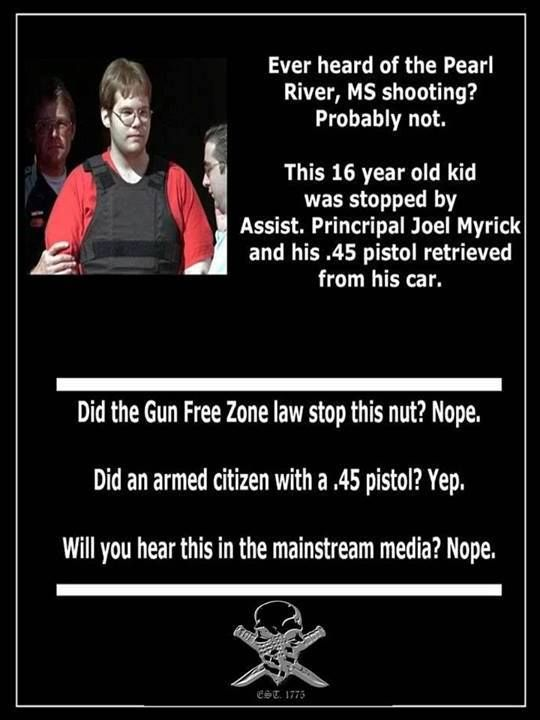 No stopped shootings in the media.