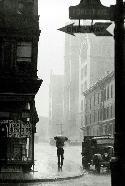 Forest Avenue The Bronx ,1937 - ♥ ѕנ ♥