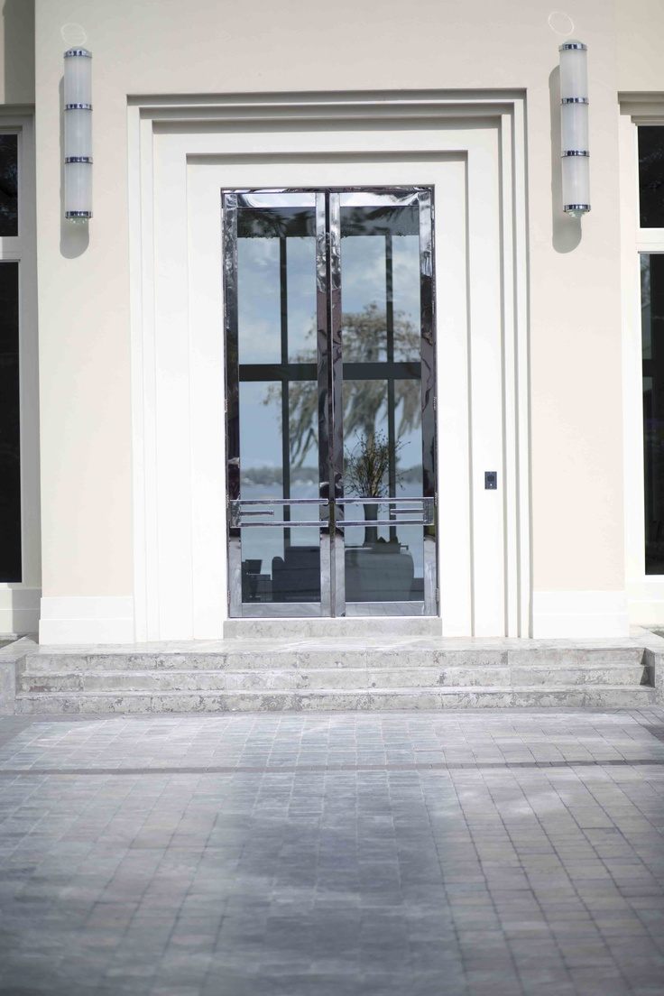 exterior doors orlando florida. sleek retro-deco entry doors exterior orlando florida r