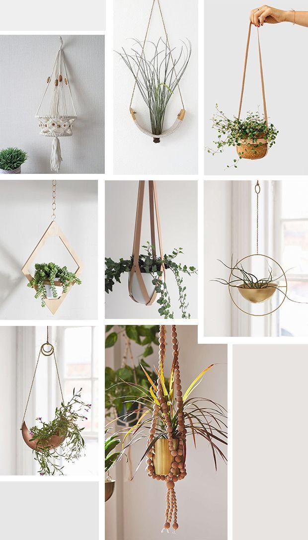 best 25 hanging planters ideas on pinterest diy hanging. Black Bedroom Furniture Sets. Home Design Ideas