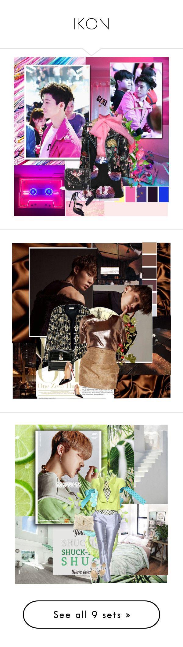 """IKON"" by janjanzira-1 ❤ liked on Polyvore featuring GALA, Opening Ceremony, STELLA McCARTNEY, But Another Innocent Tale, Kershaw, Dries Van Noten, Christian Louboutin, Dolce&Gabbana, Bionda Castana and Yves Saint Laurent"