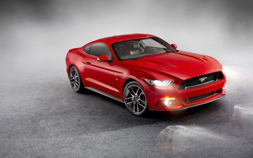 The All-New Ford Mustang GT 2015 - New Car wallpapers