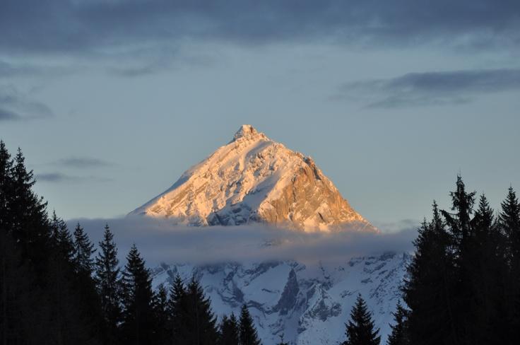 Mt. Antelao, Cortina d'Ampezzo.